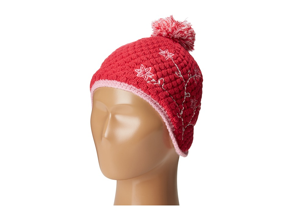 Obermeyer Kids - Flower Pop Knit Hat (Little Kids) (Glamour Pink) Knit Hats
