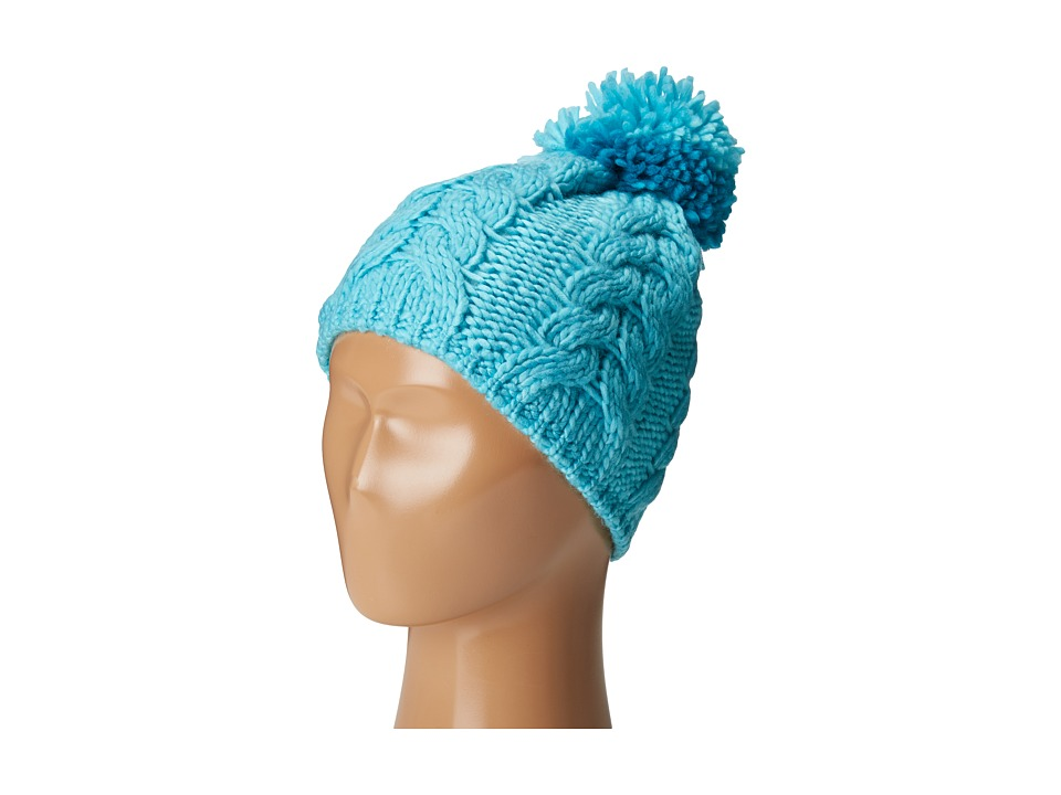 Obermeyer Kids - Livy Knit Hat (Little Kids) (Mermaid) Knit Hats