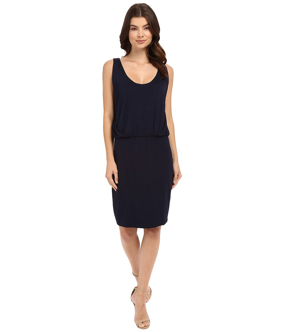 Trina Turk Cyndel Dress (Indigo) Women