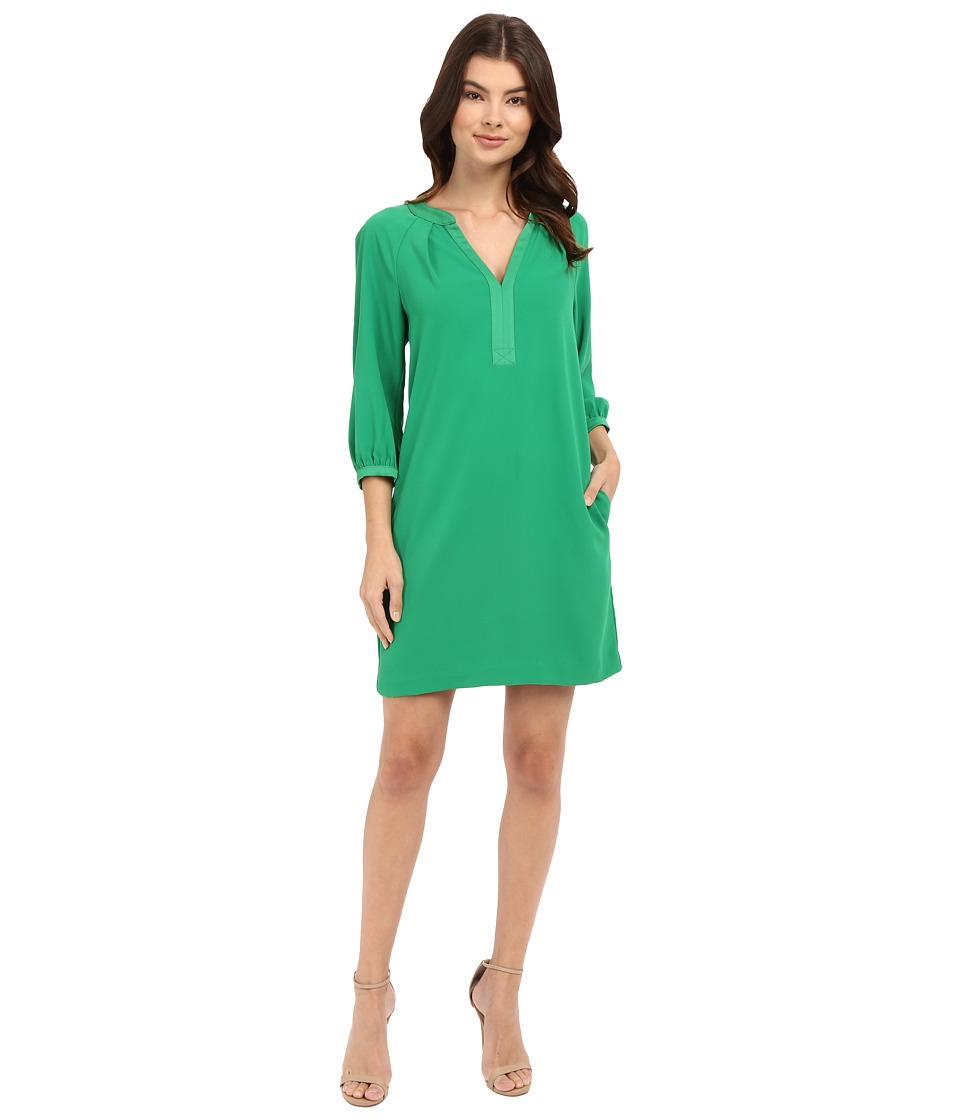 Trina Turk - Pipkin Dress (Amazon Green) Women's Dress