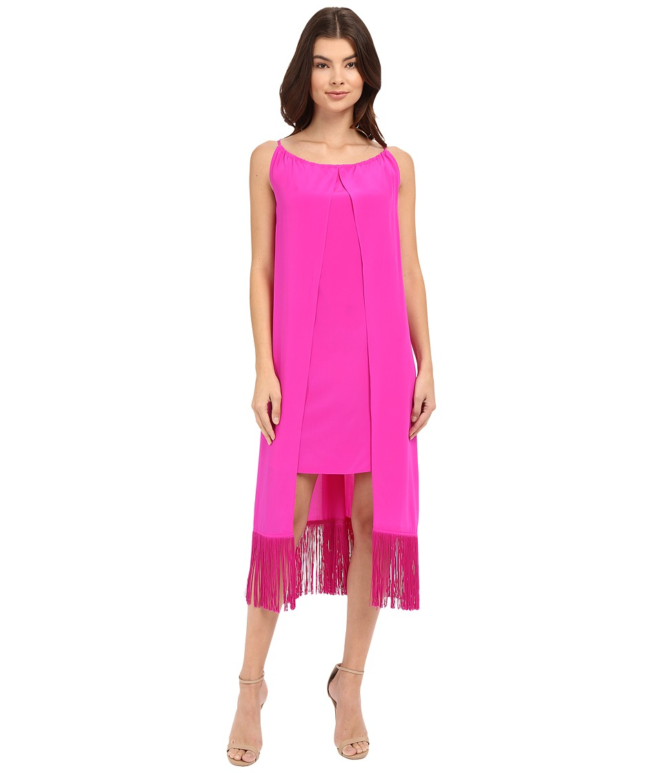 Trina Turk Kearney Dress (Brilliant Fuchsia) Women
