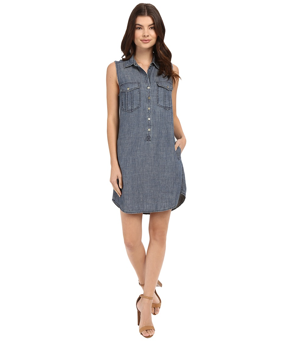 Trina Turk - Jamille Dress (Indigo) Women's Dress