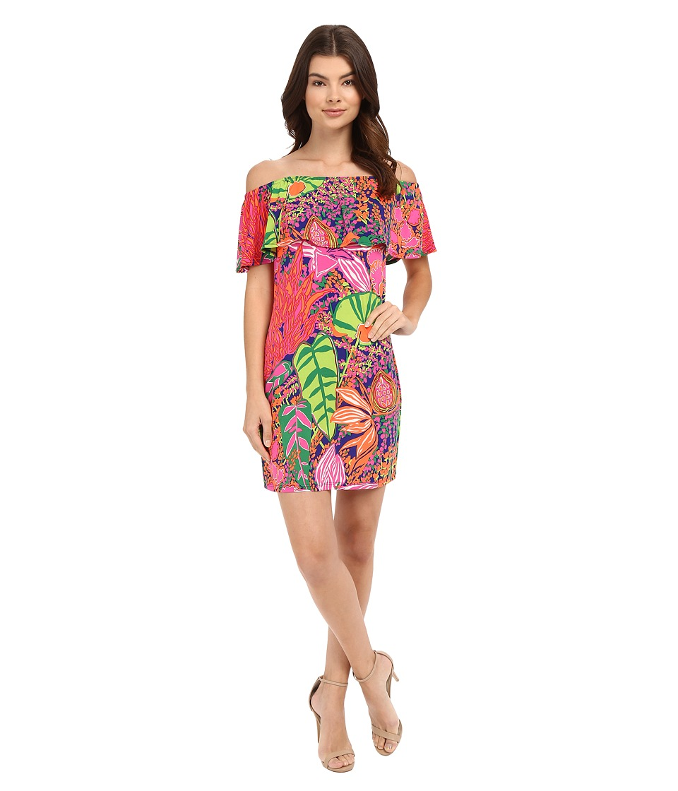 Trina Turk - Merci Dress (Multi) Women's Dress