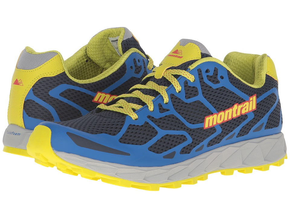 Montrail - Rogue FKT (Collegiate Navy) Men's Shoes