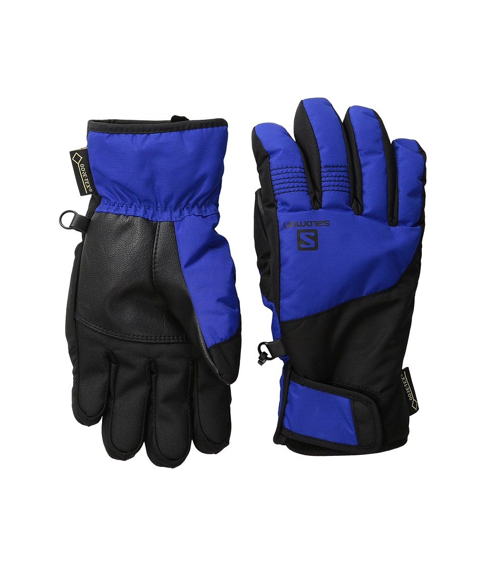 Salomon - Odyssey GORE-TEX Jr (Blue Yonder/Black) Ski Gloves