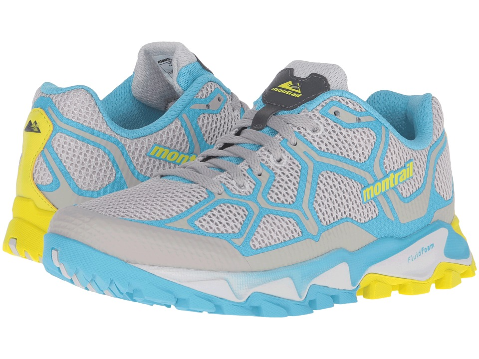 Montrail - Trans Alps FKT (Cool Grey) Women's Shoes