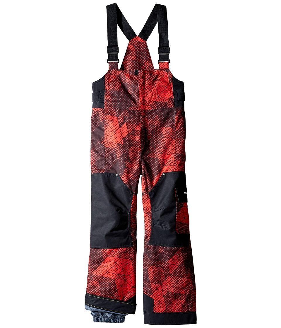 Obermeyer Kids - Volt Pants Print (Toddler/Little Kids/Big Kids) (Red Mesh Print) Boy's Casual Pants