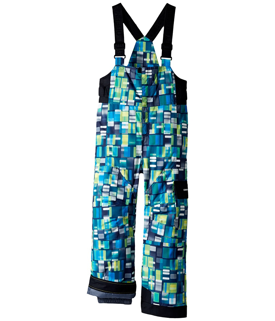 Obermeyer Kids - Volt Pants Print (Toddler/Little Kids/Big Kids) (Moving Squares) Boy's Casual Pants