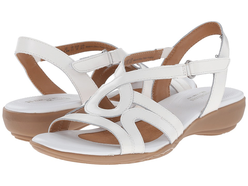 Naturalizer - Catniss (White) Women's Shoes