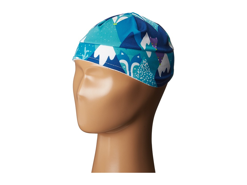 Obermeyer Kids - Jib Skull Cap (Little Kids) (Blue Mountains) Caps