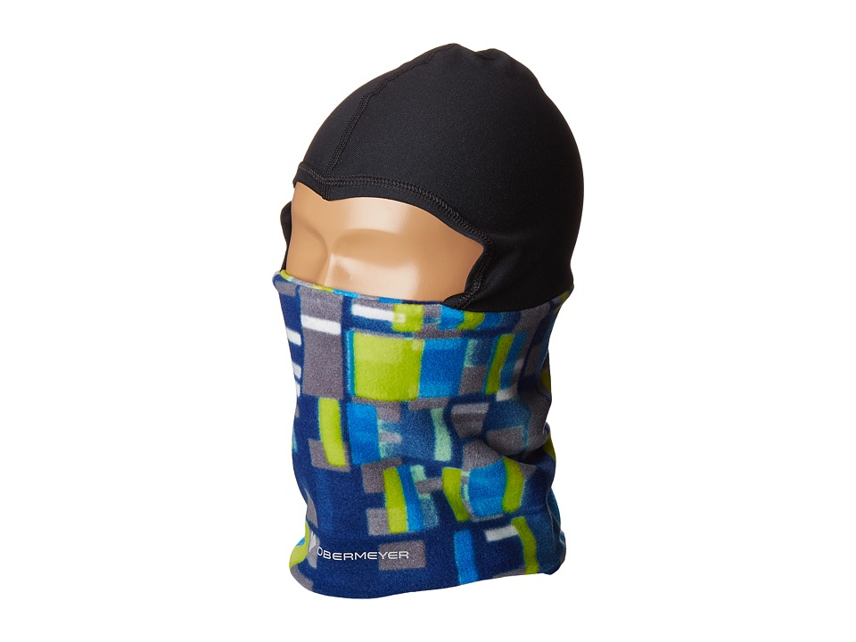Obermeyer Kids - Powder Balaclava (Little Kids) (Moving Squares) Caps