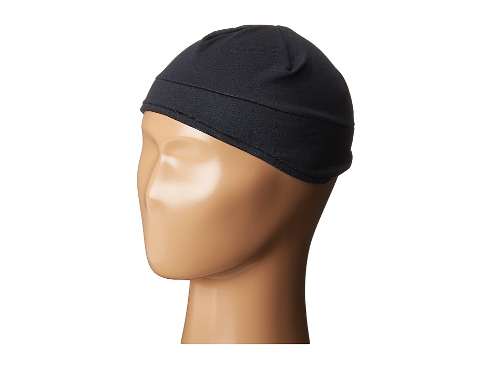 Obermeyer Kids - Jib Skull Cap (Big Kids) (Black) Caps