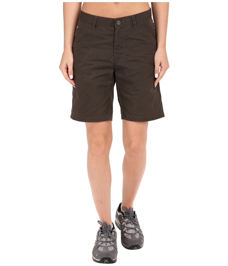 Fj llr ven - High Coast Shorts (Mountain Grey) Women's Shorts