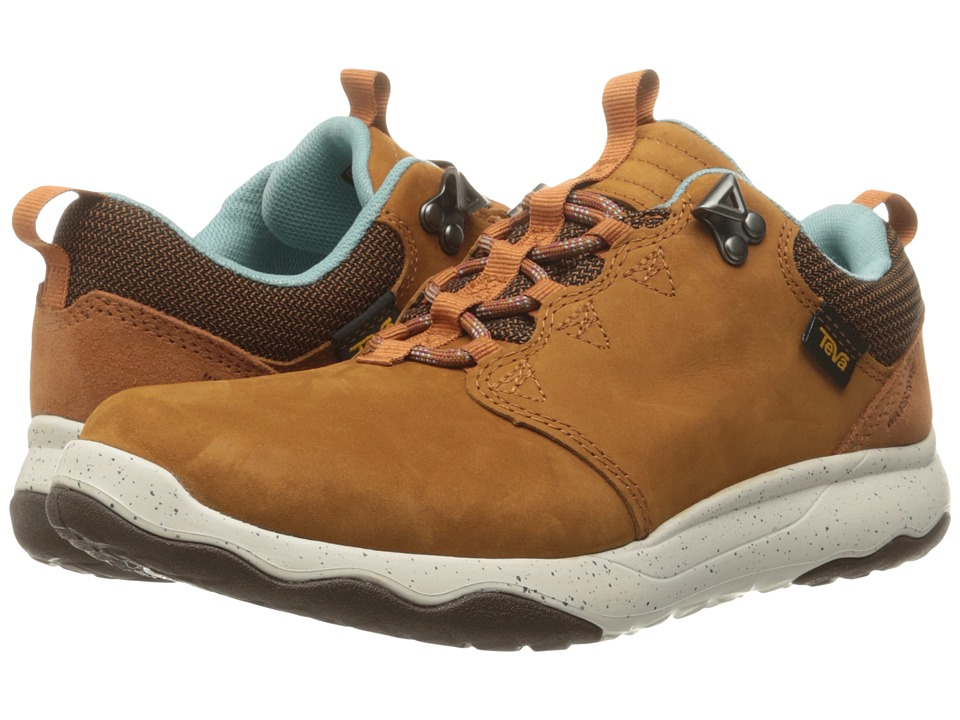 Teva Arrowood Lux WP (Cognac) Women's Shoes