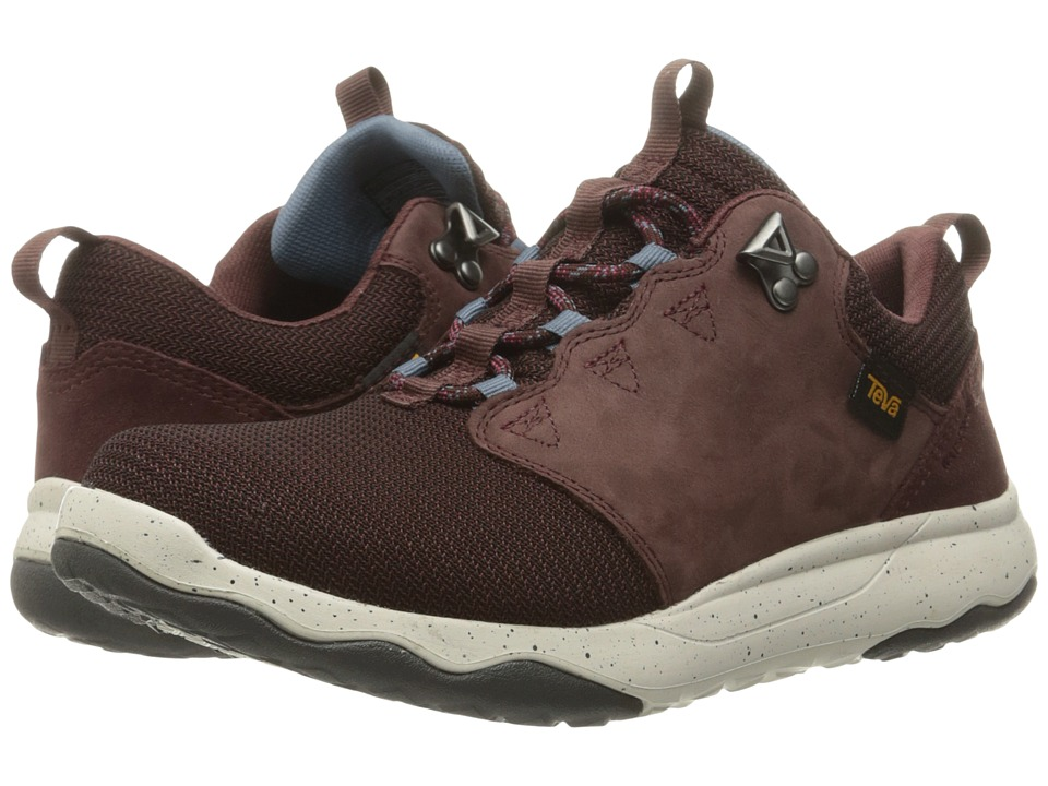 Teva - Arrowood WP (Mahogany) Women's Shoes