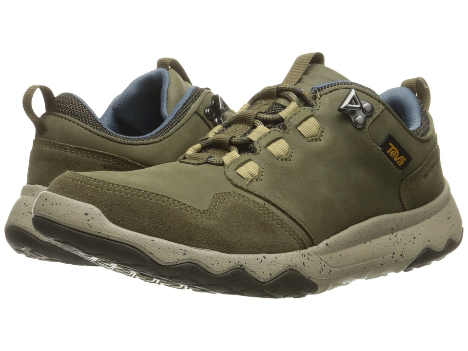 Teva Arrowood Lux WP (Olive) Men