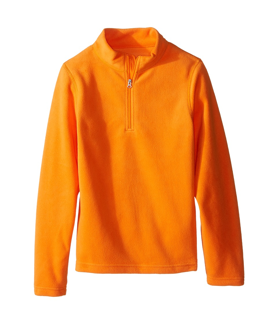 Obermeyer Kids - Ultragear 100 Micro Zip-T (Toddler/Little Kids/Big Kids) (Tangerine) Kid's Clothing