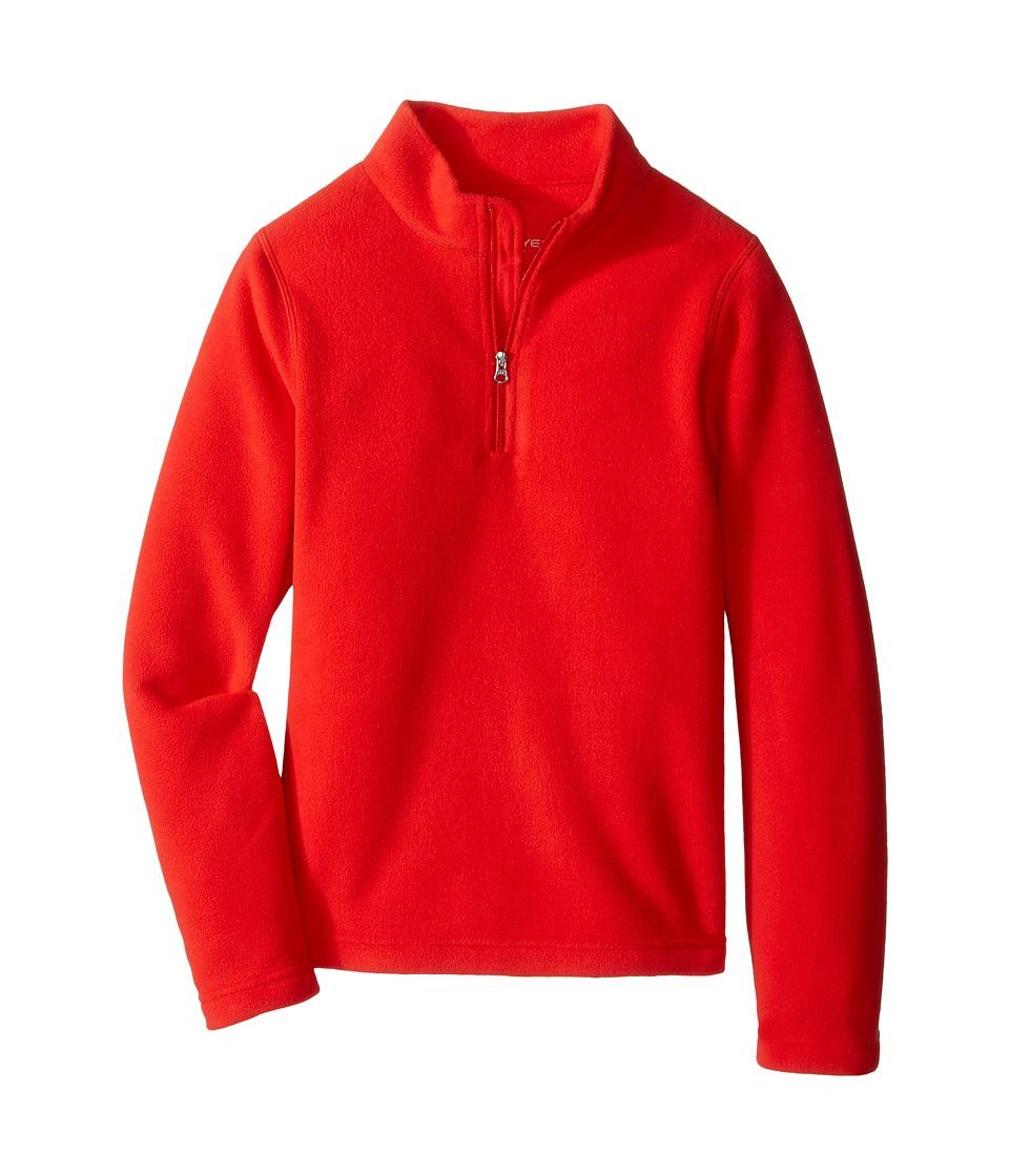 Obermeyer Kids - Ultragear 100 Micro Zip-T (Toddler/Little Kids/Big Kids) (Red) Kid's Clothing