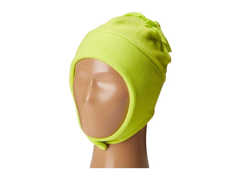 Obermeyer Kids - Orbit Fleece Hat (Big Kids) (Screamin' Green) Caps