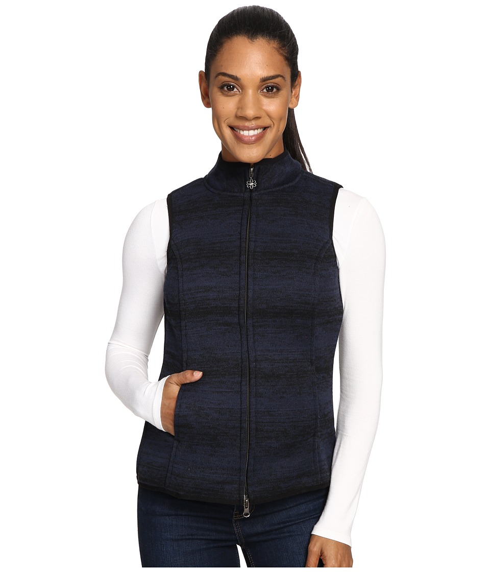 Aventura Clothing - Jillian Vest (Blue Indigo) Women's Vest