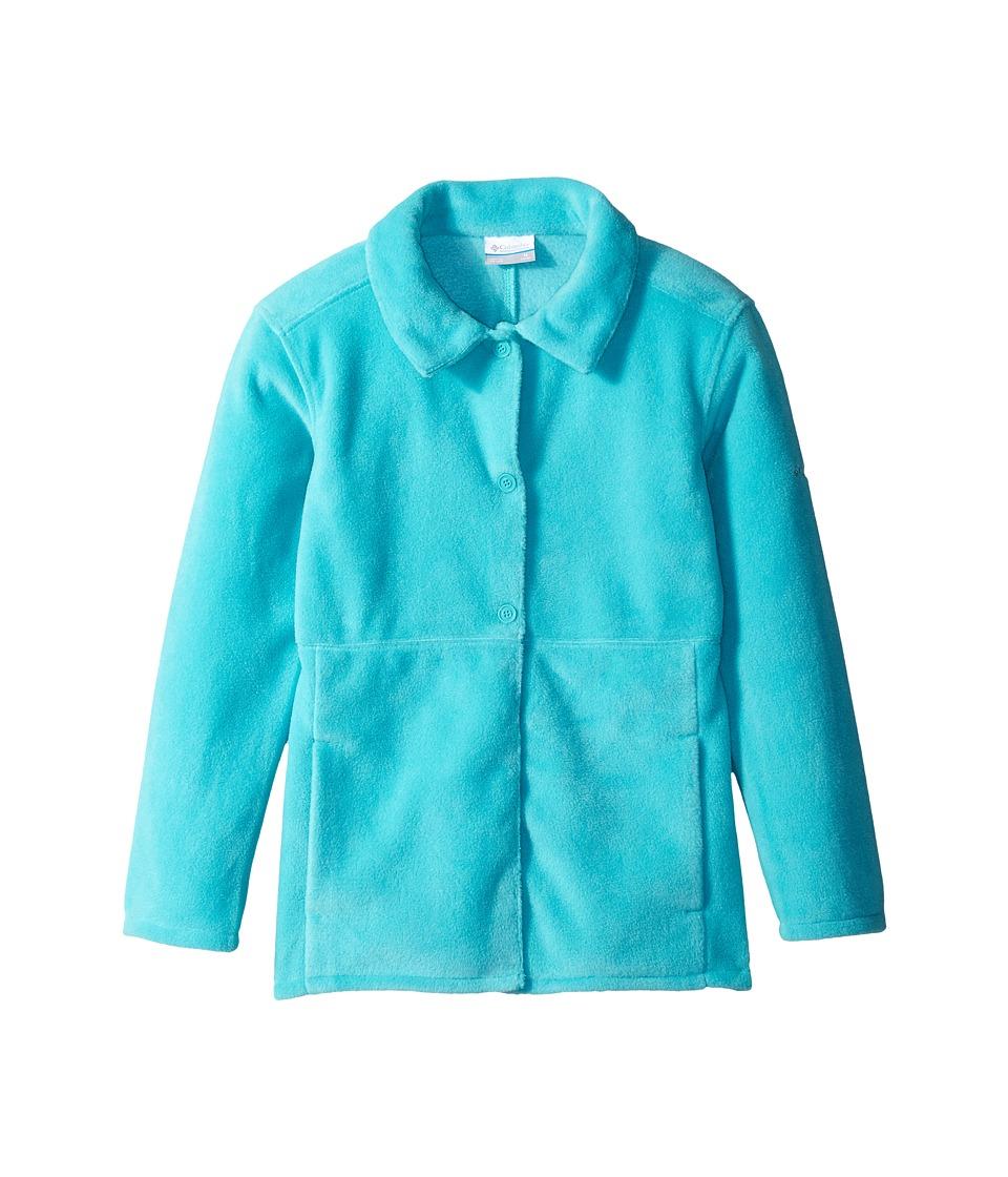 Columbia Kids - Benton Springs Novelty Coat (Little Kids/Big Kids) (Miami) Girl's Coat