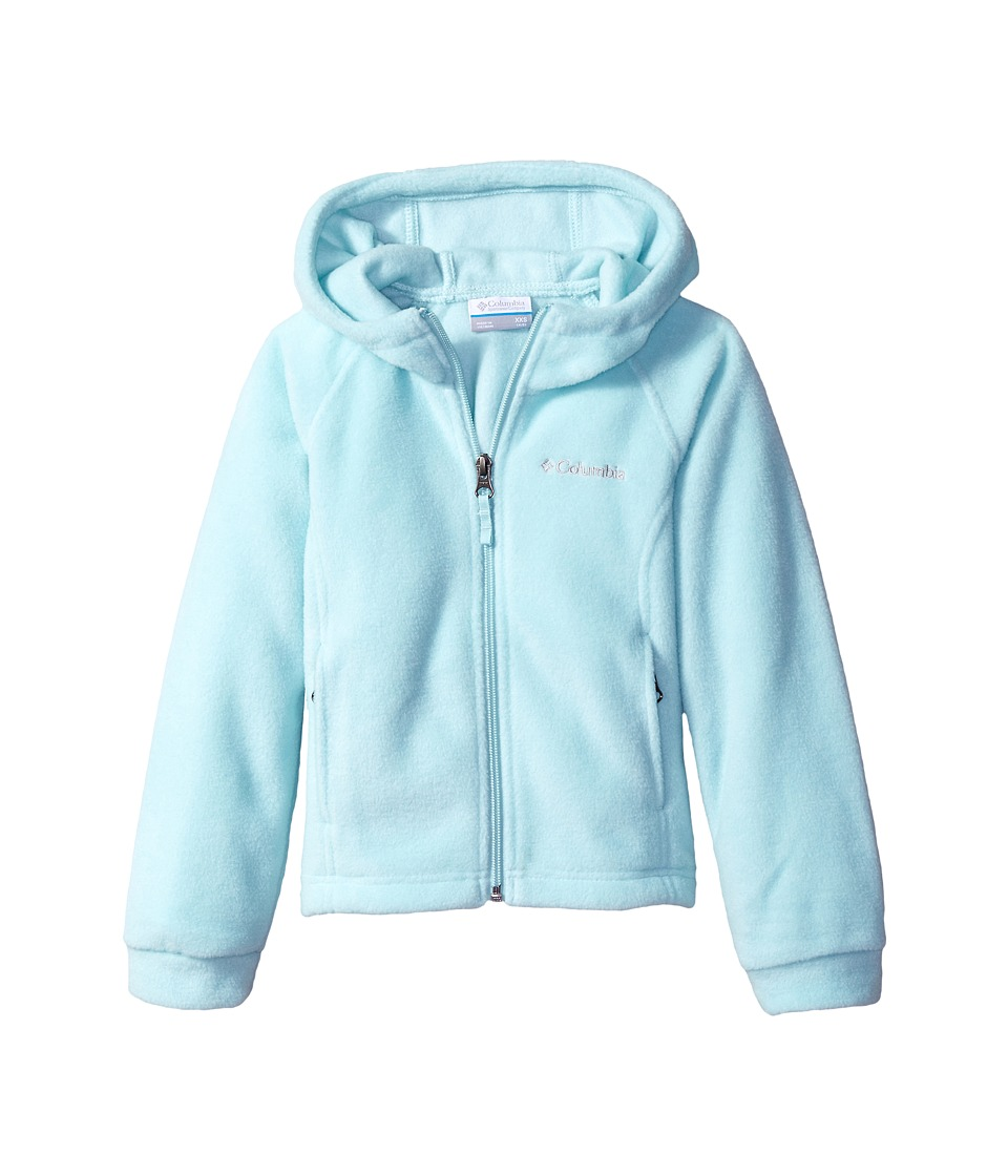 Columbia Kids - Benton II Hoodie (Little Kids/Big Kids) (Spray) Girl's Coat
