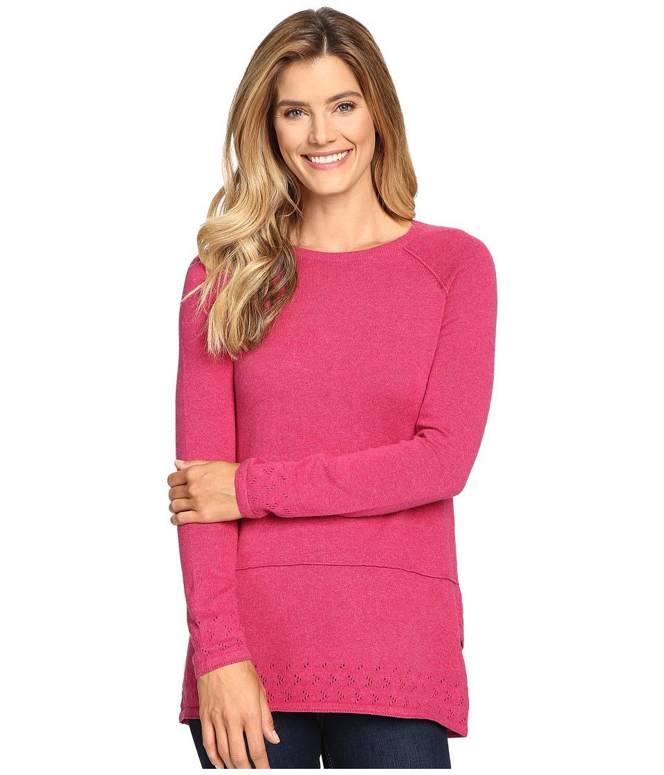 Aventura Clothing - Pasha Sweater (Raspberry Radiance) Women's Sweater