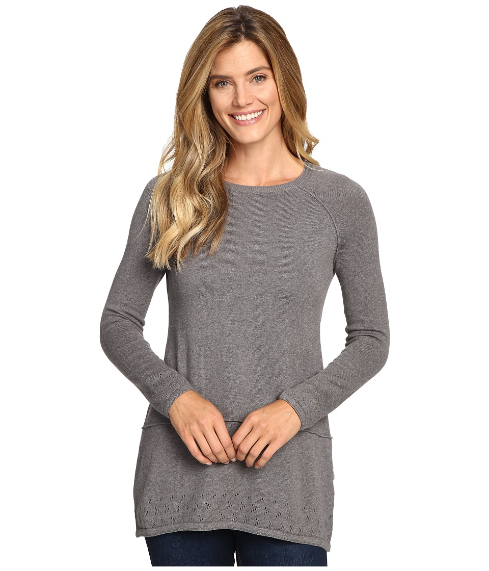 Aventura Clothing - Pasha Sweater (Heathered Grey) Women's Sweater