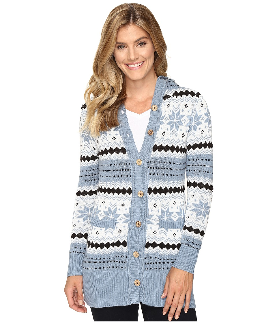 Aventura Clothing - Journee Sweater (Citadel) Women's Sweater