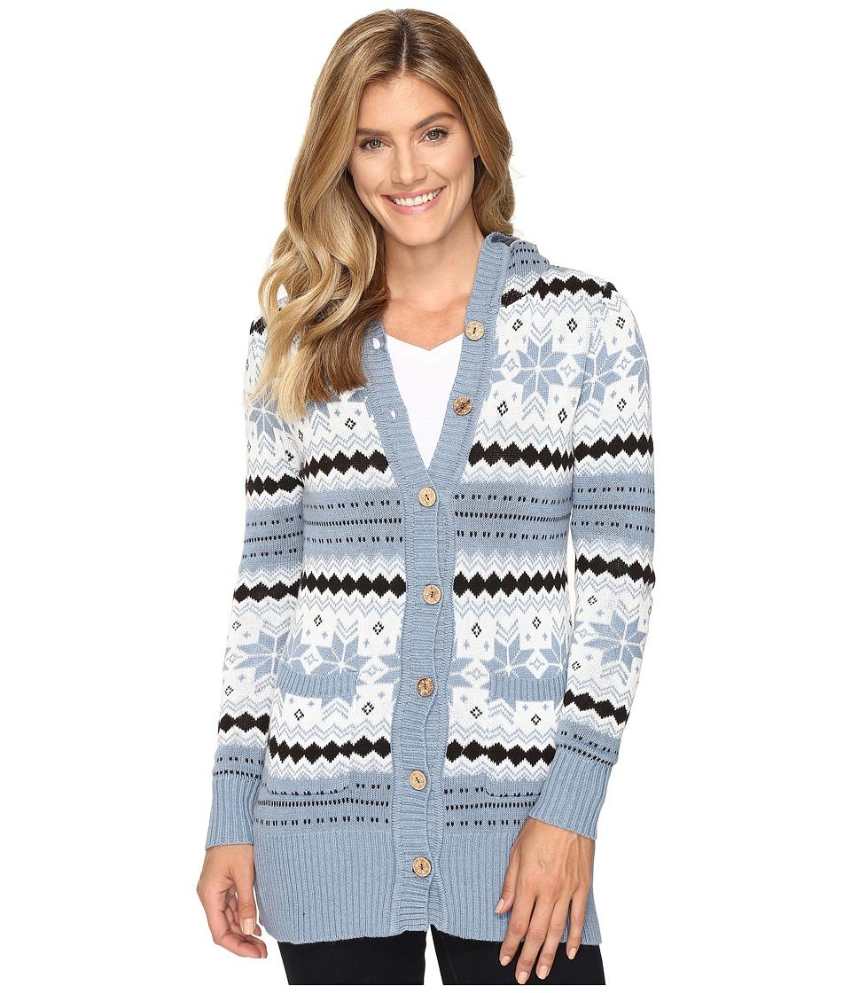 Aventura Clothing - Journee Sweater (Citadel) Women's Sweater