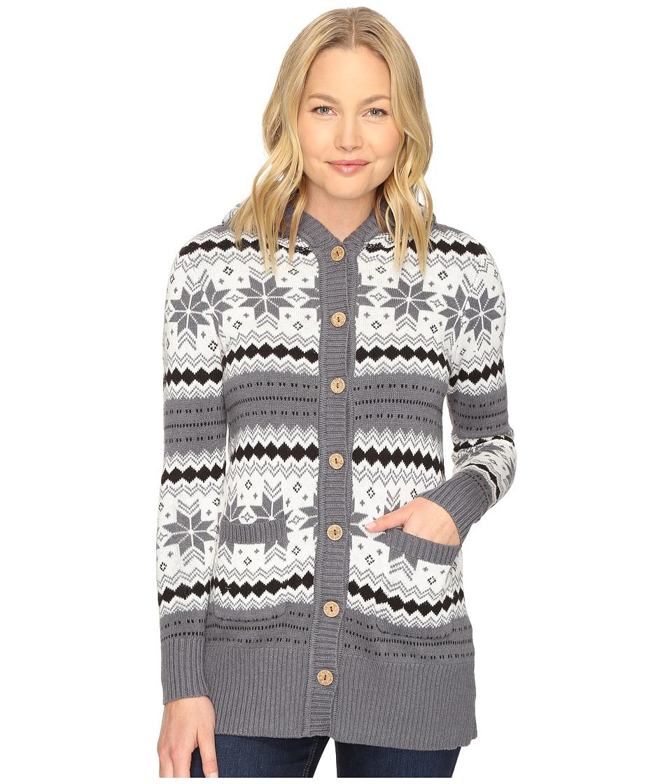 Aventura Clothing - Journee Sweater (Smoked Pearl) Women's Sweater