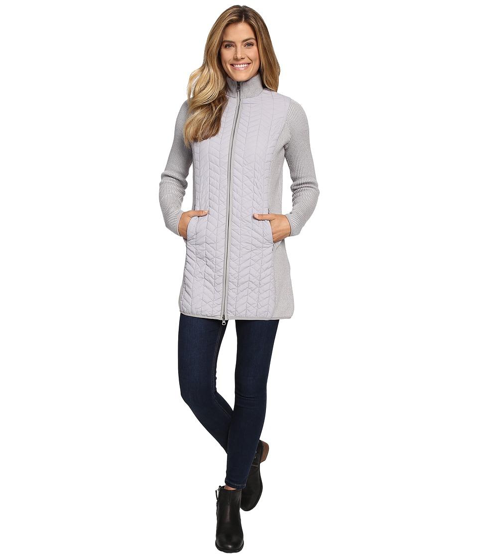 Aventura Clothing - Jayla Jacket (Silver Sconce) Women's Coat