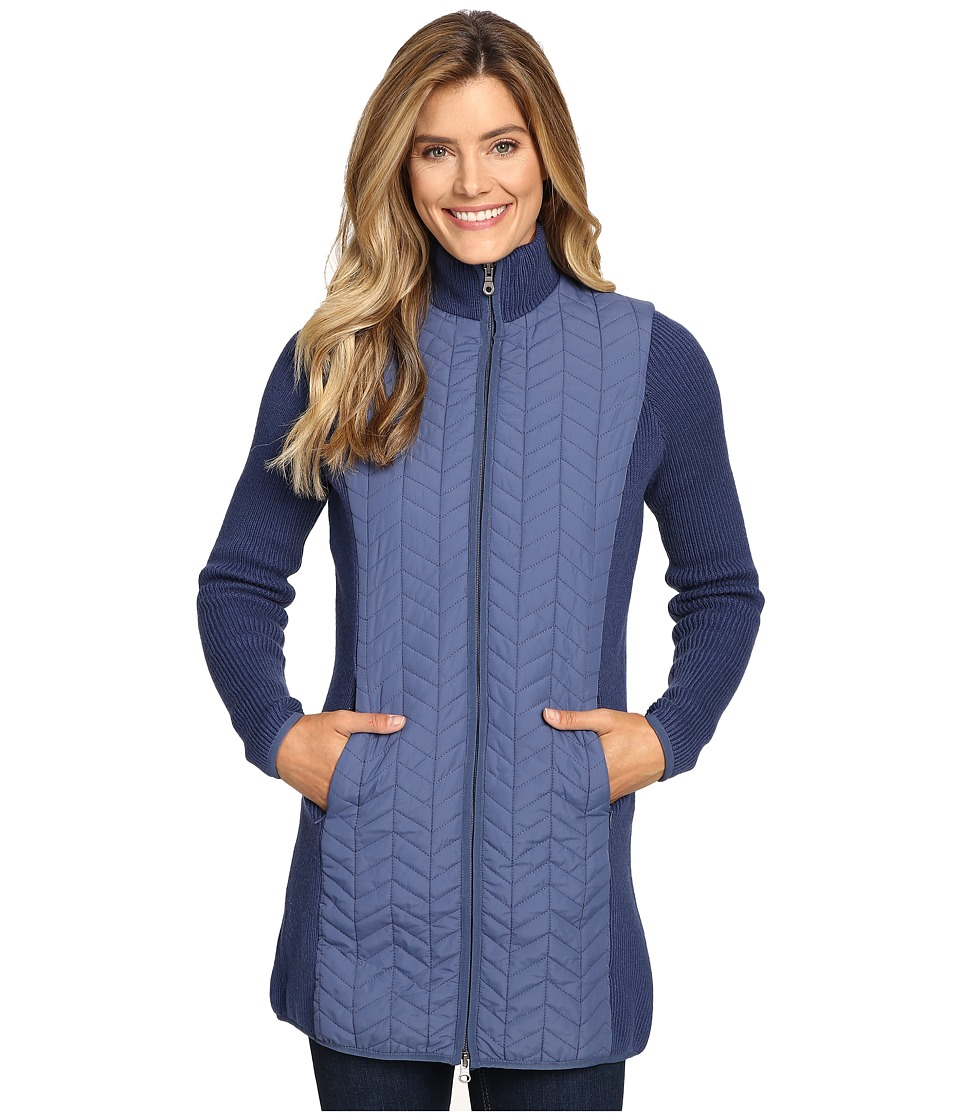 Aventura Clothing - Jayla Jacket (Blue Indigo) Women's Coat