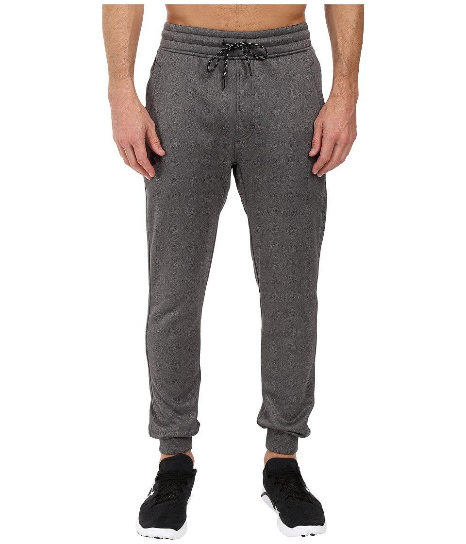 Under Armour - UA Storm Icon Jogger (Carbon Heather/Black) Men's Casual Pants