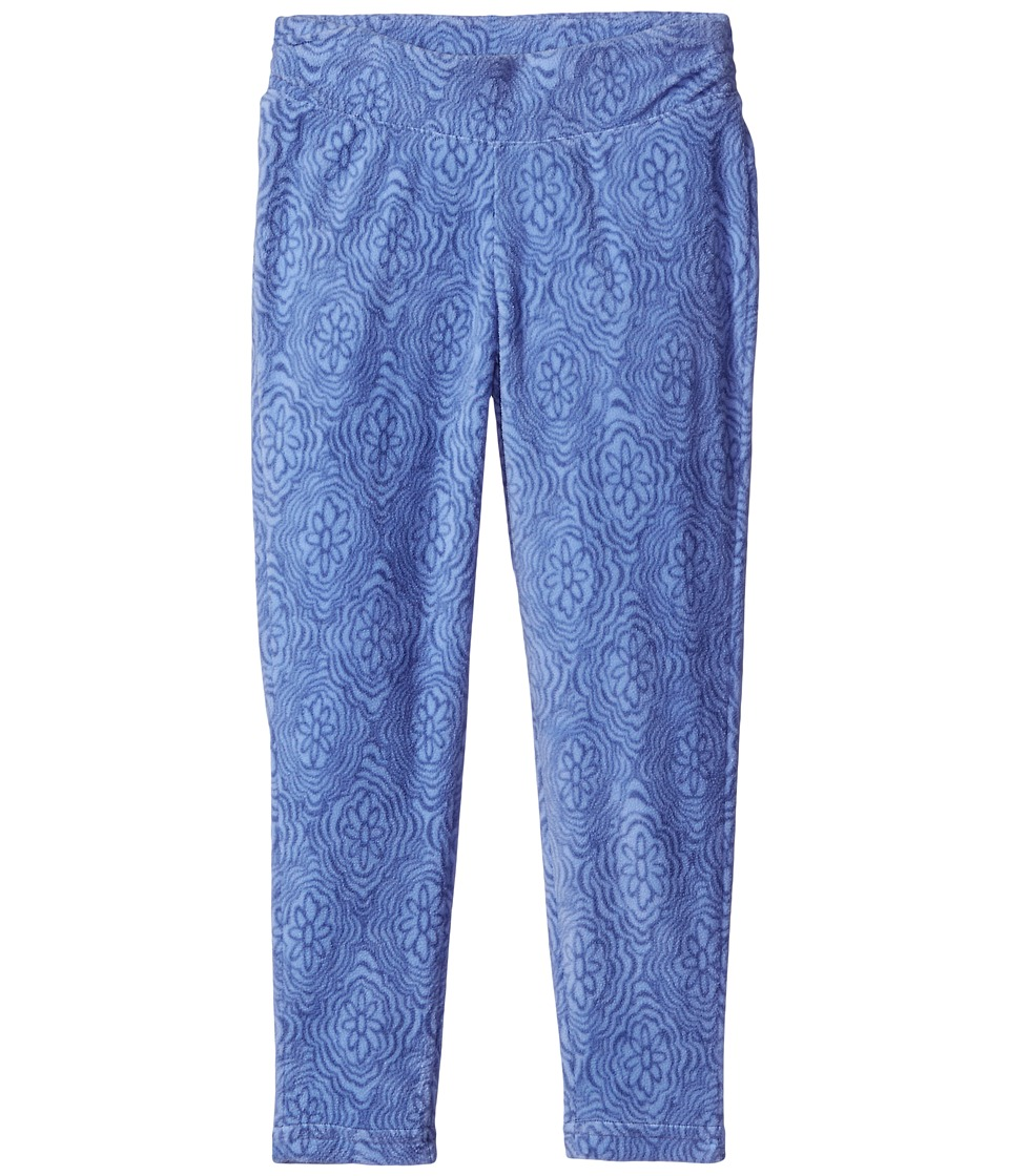 Columbia Kids - Glacial Printed Leggings (Little Kids/Big Kids) (Bluebell Roses) Girl's Casual Pants