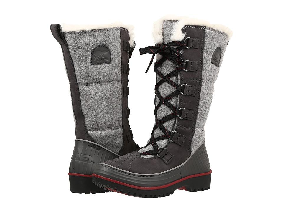 SOREL - Tivoli High II (Dark Grey) Women's Boots