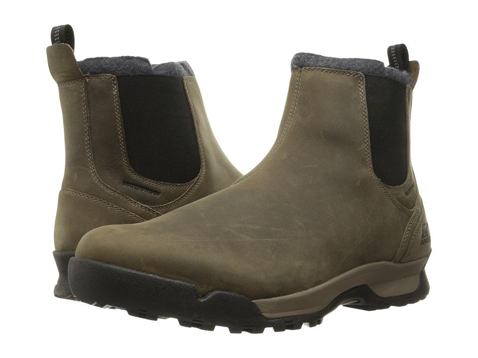 SOREL - Paxson Chukka Waterproof (Major/Black) Men's Cold Weather Boots