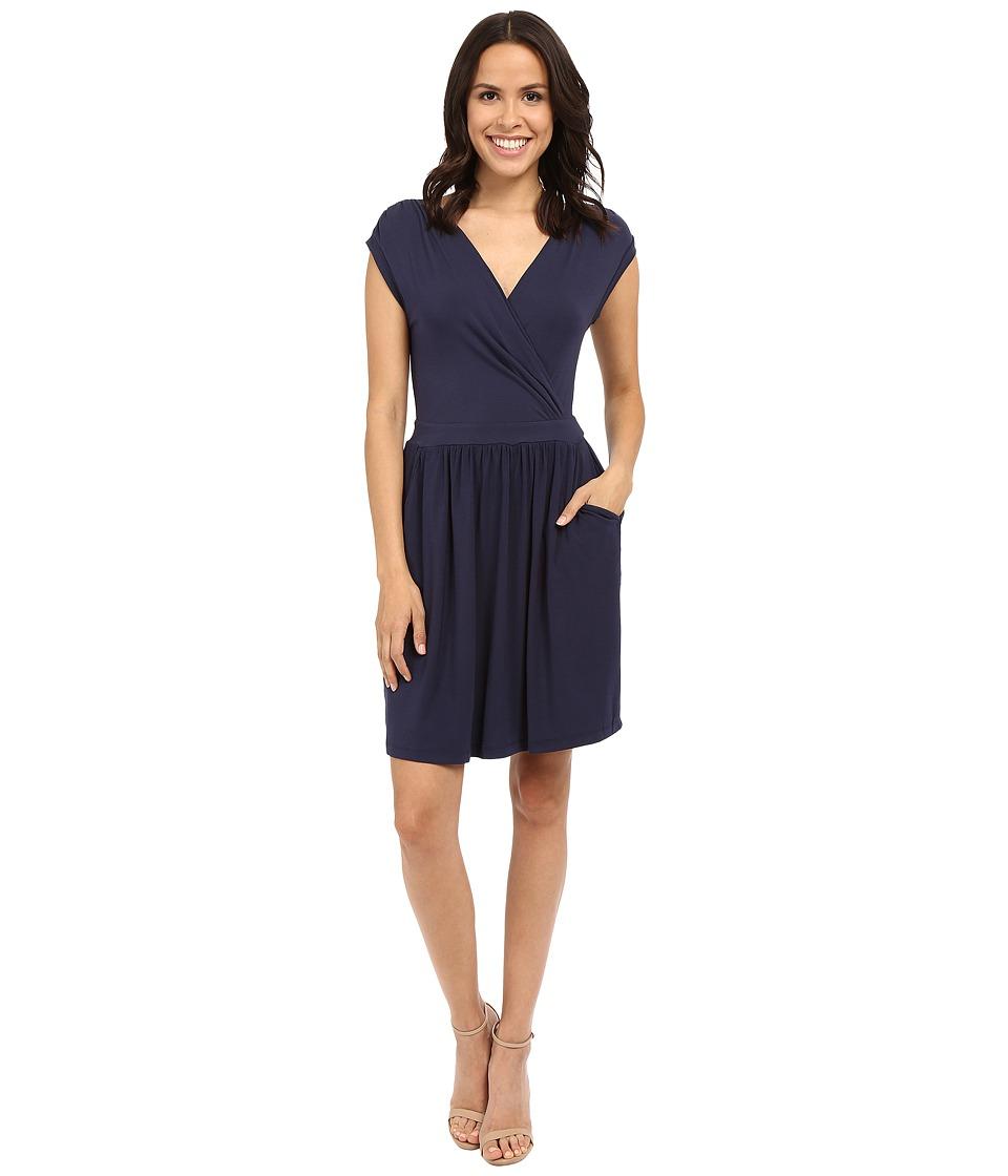 Tart - Valentia Dress (Black Iris) Women's Dress
