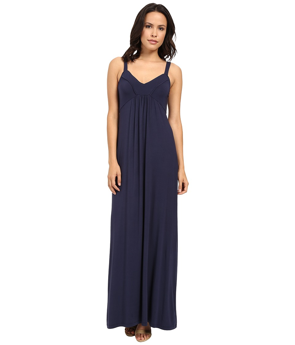 Tart - Suri Maxi Dress (Black Iris) Women's Dress