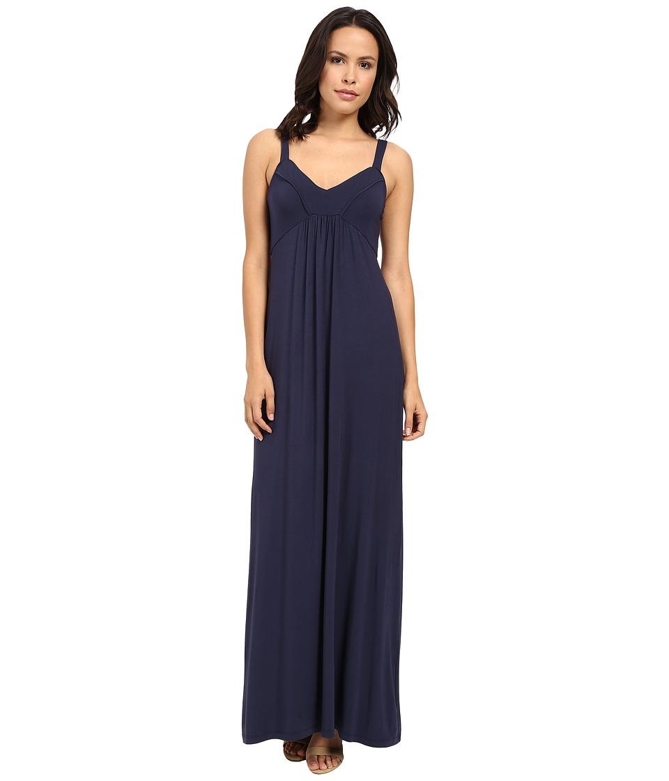 Tart - Suri Maxi Dress (Black Iris) Women's Dress