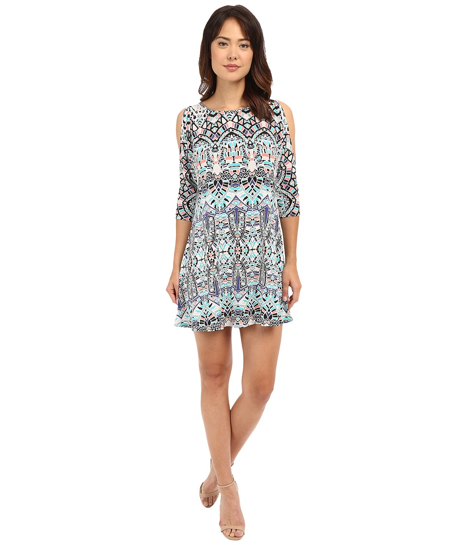 Tart - Naya Dress (Ink Tiles) Women's Dress