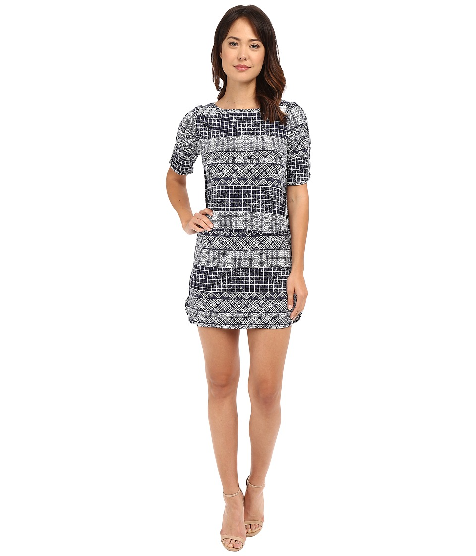 Tart Devanney Dress (Wax Print Geo) Women