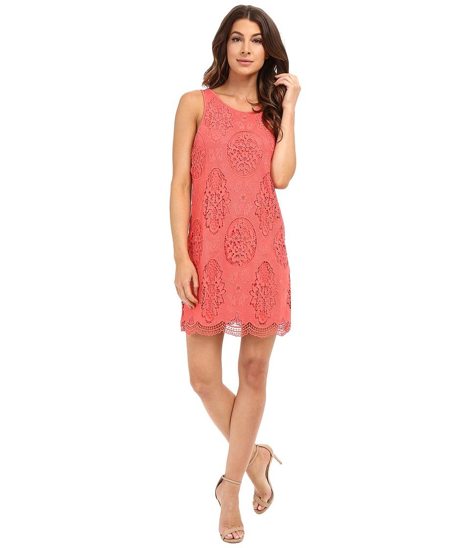 Tart Willow Dress (Deep Sea Coral) Women