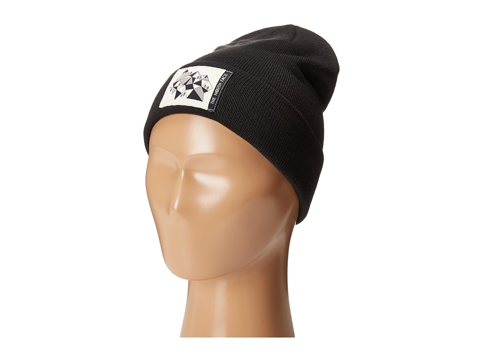 The North Face Kids - Dock Worker Beanie (Big Kids) (TNF Black) Beanies