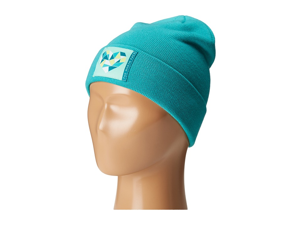 The North Face Kids - Dock Worker Beanie (Big Kids) (Ion Blue) Beanies