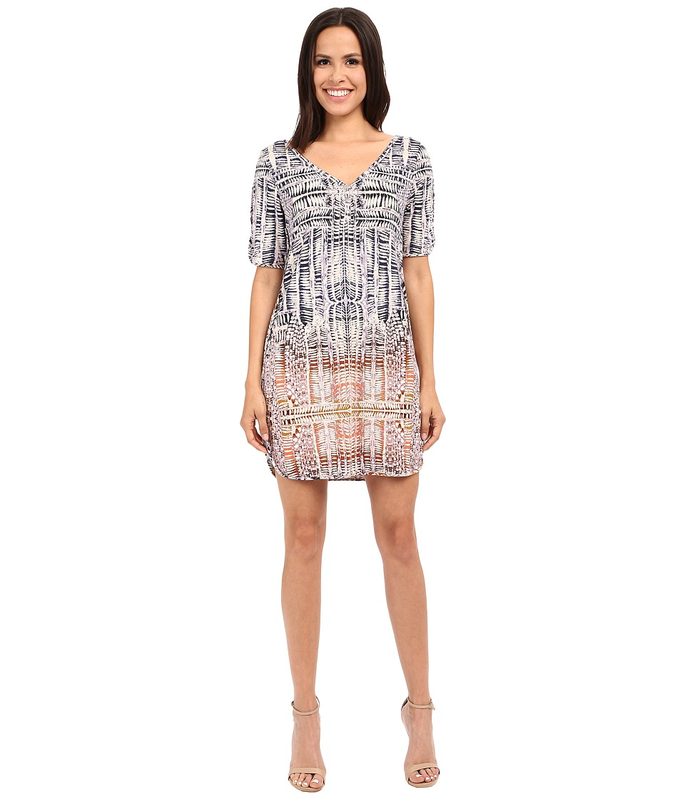 Tart - Farren Dress (Sunset Lattice) Women's Dress