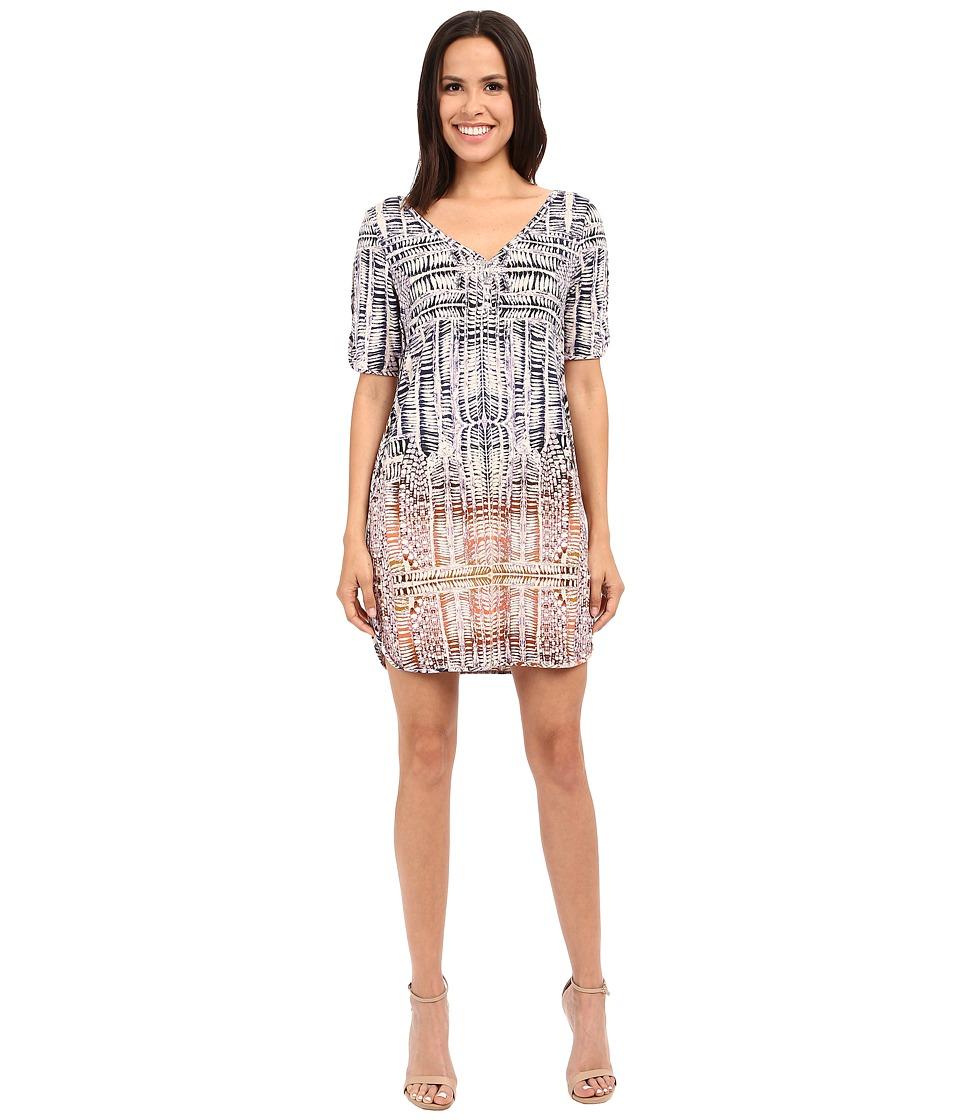 Tart - Farren Dress (Sunset Lattice) Women's Dress