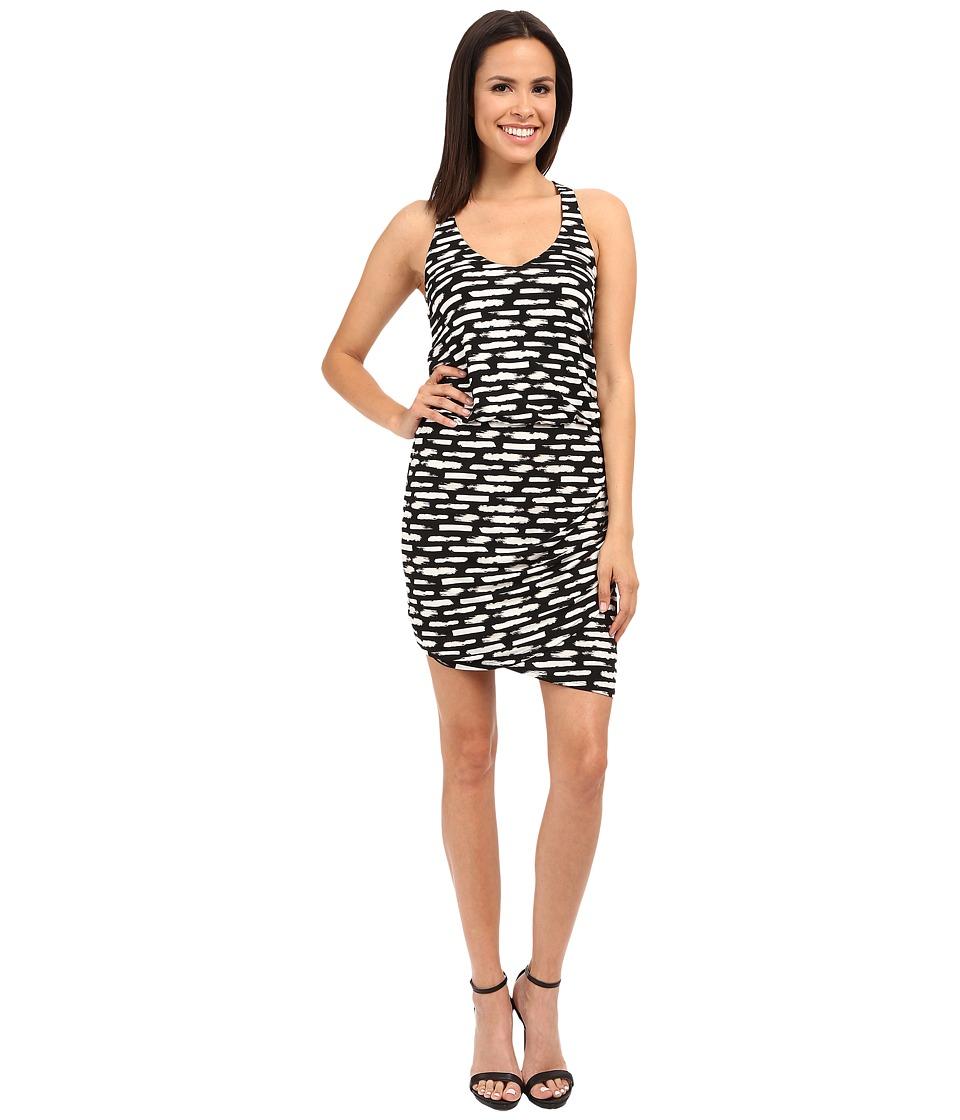 Tart - Braelynn Dress (Brushstrokes) Women's Dress