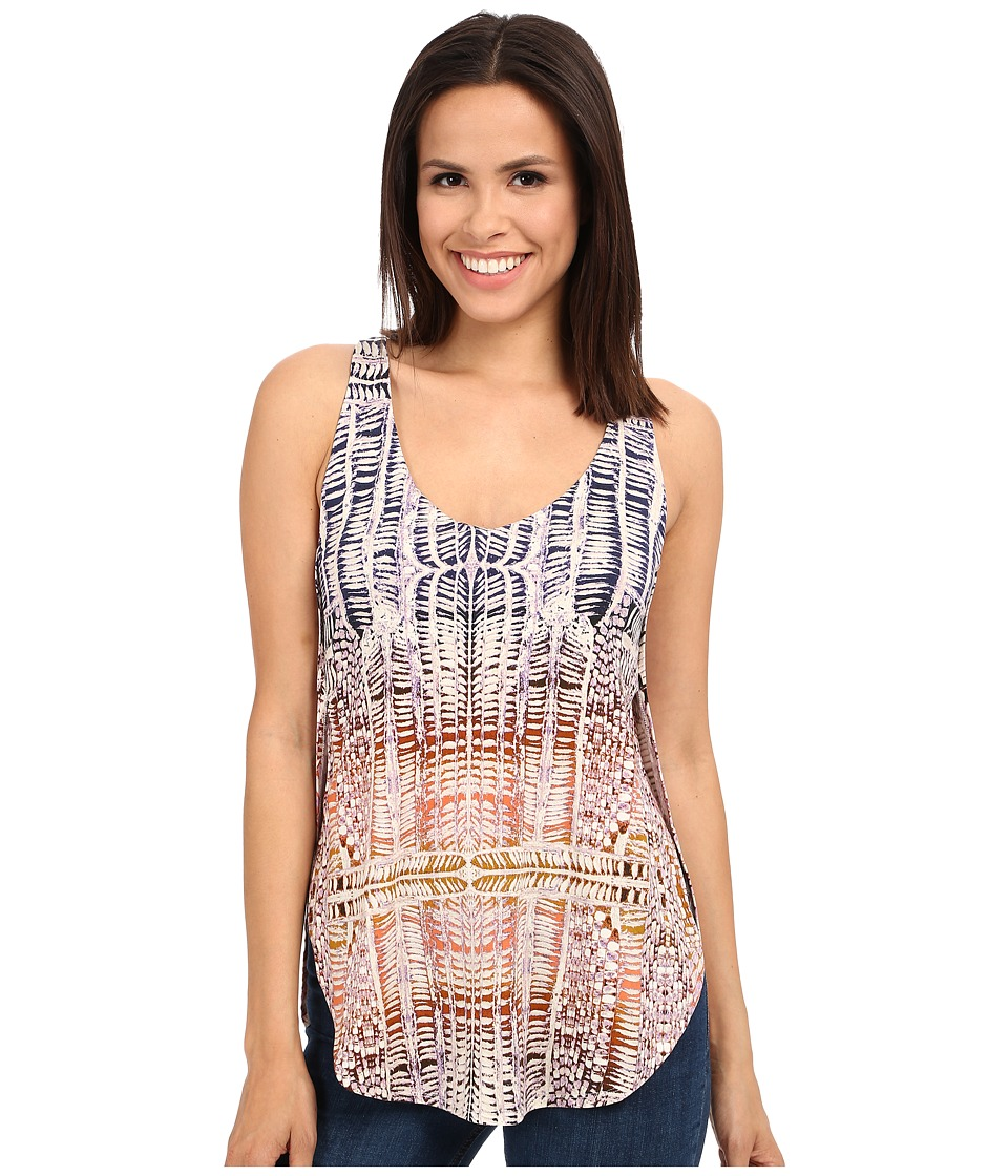 Tart - Emerson Top (Sunset Lattice) Women's Clothing