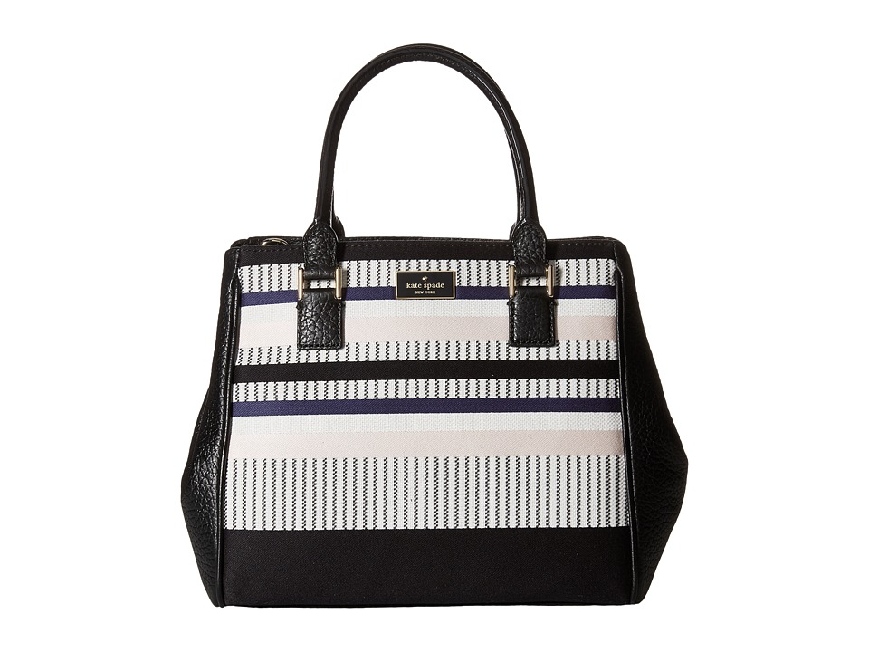 Kate Spade New York - Prospect Place Stripe Maddie (Multi) Handbags